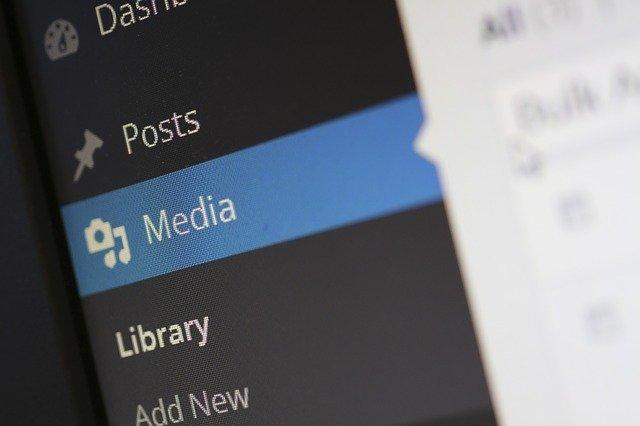 media blogging